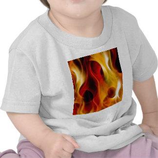 Flames Tee Shirts