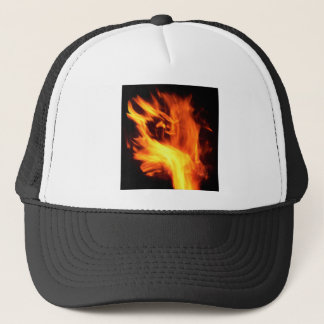 Flames Trucker Hat