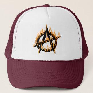 Flaming Anarchy cap