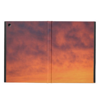 Flaming Clouds Cover For iPad Air