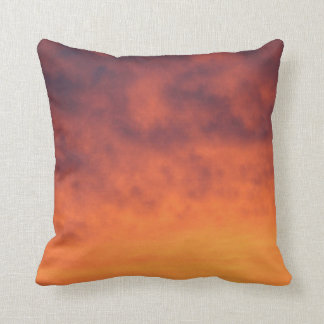 Flaming Clouds Cushion