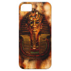Flaming Egyptian Pharaoh Tutankhamun Phone Case