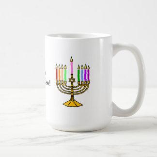 Flaming Jew Coffee Mug