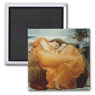 Flaming June Magnet