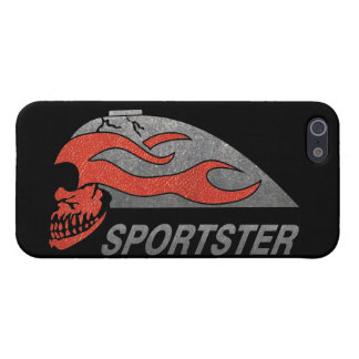 Flaming Skull Tank iPhone 5 Cases