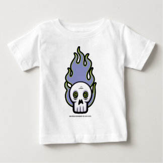 Flaming Skull UG Tshirt