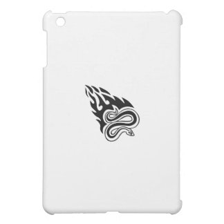 Flaming Snake Case For The iPad Mini