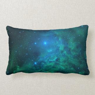 Flaming Star Nebula Lumbar Cushion