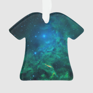 Flaming Star Nebula Ornament