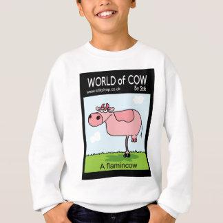Flamingcow Sweatshirt