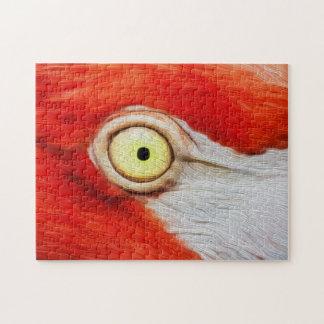 Flamingo 06 Digital Art - Photo Puzzle