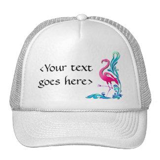 Flamingo 1 cap