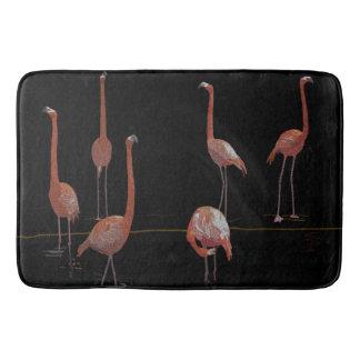 Flamingo Bath Mats
