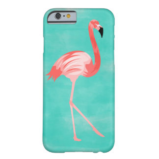 Flamingo Bird Barely There iPhone 6 Case