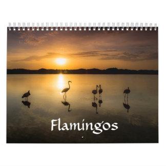 Flamingo Calendar
