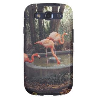 Flamingo Galaxy SIII Case