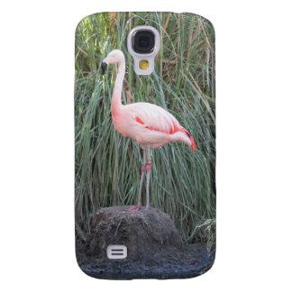 Flamingo Samsung Galaxy S4 Cases