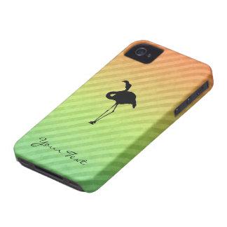 Flamingo iPhone 4 Cover