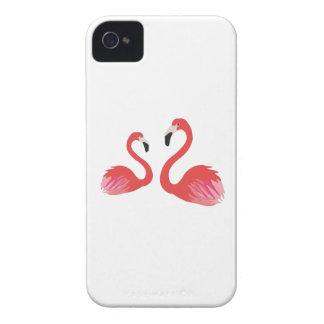 Flamingo iPhone 4 Case-Mate Cases