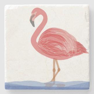 Flamingo Coaster Stone Coaster