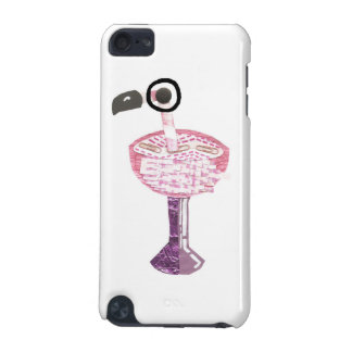 Flamingo Cocktail 5th Generation I-Pod Touch Case