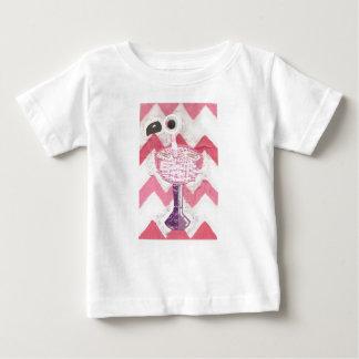 Flamingo Cocktail Baby T-Shirt
