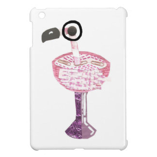 Flamingo Cocktail I-Pad Mini Back iPad Mini Case