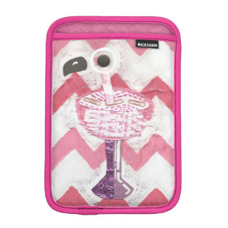 Flamingo Cocktail I-Pad Mini Sleeve