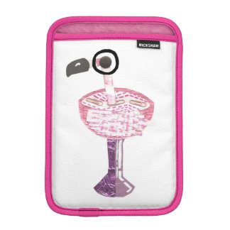 Flamingo Cocktail No Background I-Pad Mini Case