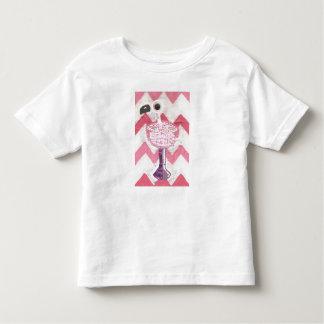Flamingo Cocktail Toddler T-Shirt