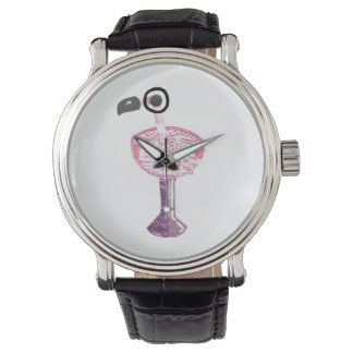 Flamingo Cocktail Watch