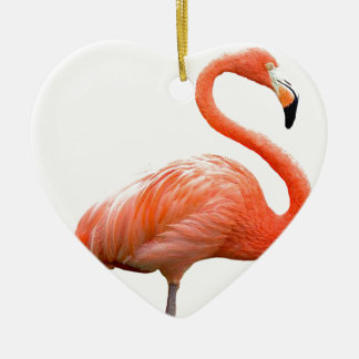"""Flamingo"" design products Christmas Ornament"