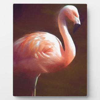 flamingo dream.jpg plaque