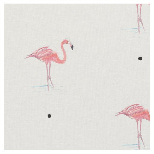 flamingo fabric,pink flamingo material, art fabric