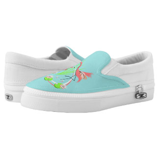 Flamingo Fandango Duo slip on shoe