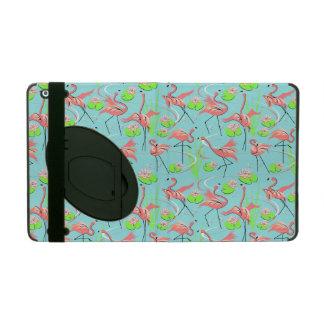 Flamingo Fandango Multi Powis iCase iPad case