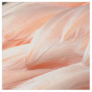 Flamingo Feathers - 5818 Fabric