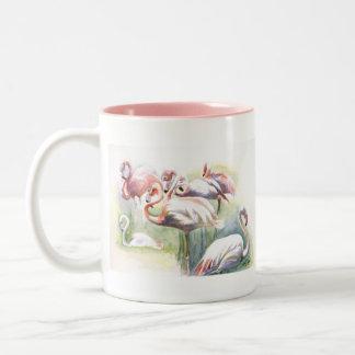 Flamingo Fiesta Mug