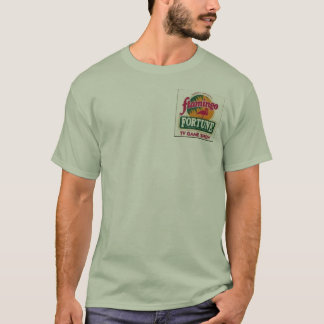 flamingo fortune st green T-Shirt