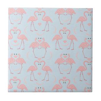 Flamingo Fun Tile