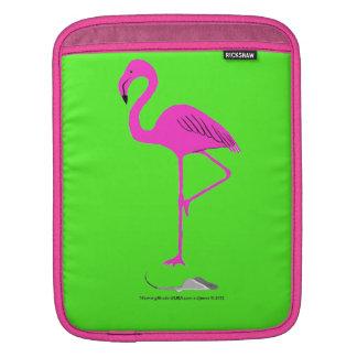 flamingo iPad sleeves