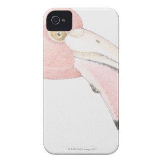 Flamingo iPhone 4 Case