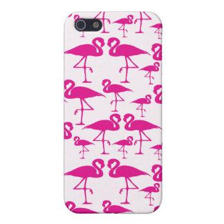 Flamingo iPhone 5/5S Cover