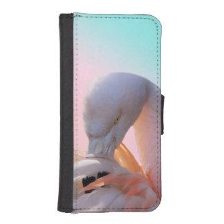Flamingo iPhone 5 Wallet Case