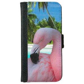 Flamingo iPhone 6 Wallet Case