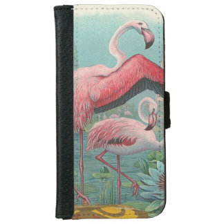 Flamingo iPhone 6 Wallet Case