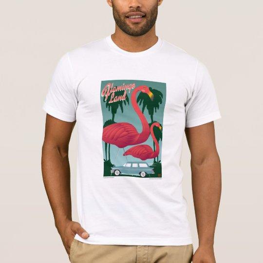Flamingo Land-T-shirt T-Shirt