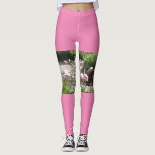 07b9d7c257fb6 Women's Animation Pink Leggings & Tights   Zazzle UK