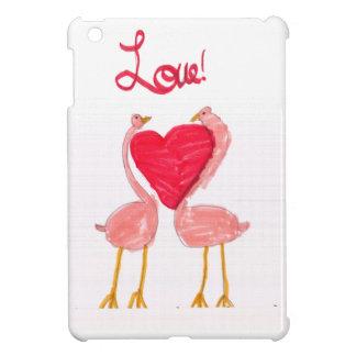 Flamingo Love iPad Mini Cases