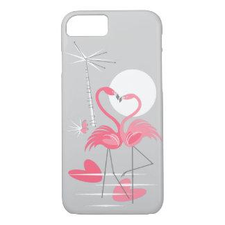 Flamingo Love iPhone 7 case